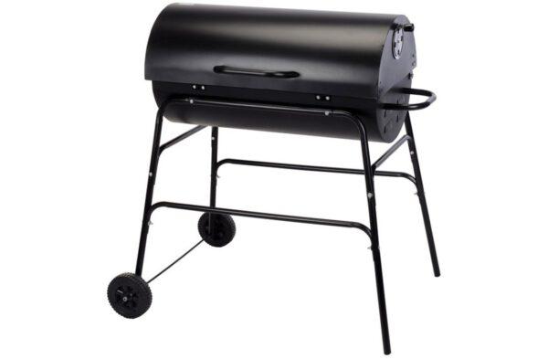Houtskool barbecue cilindervorm