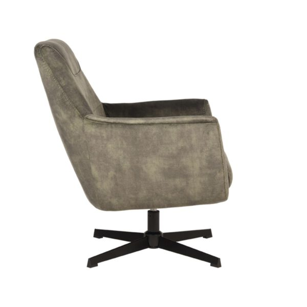Fauteuil Toby Hunter