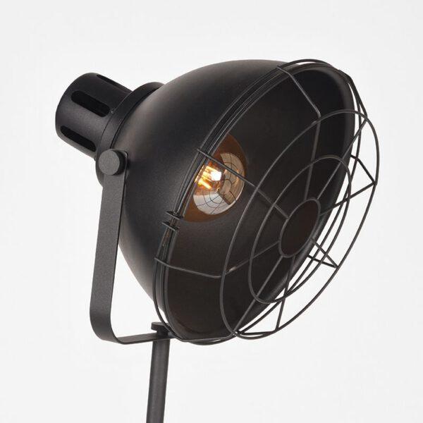 Vloerlamp Max zwart