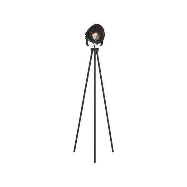 Vloerlamp Tuk-Tuk zwart