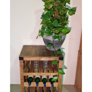 Wijnkar mangohout